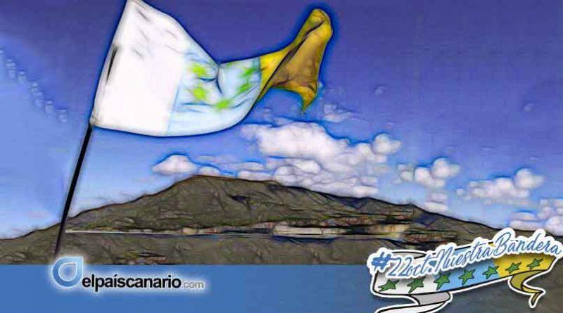 """""""Honremos nuestra Bandera Nacional Canaria en su LVII Aniversario"""""""