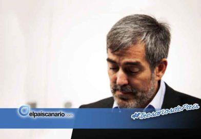 """Santiago Pérez: """"Clavijo se siente perjudicado porque tenía la certeza de que el TSJC iba a archivar el Caso Grúas"""""""