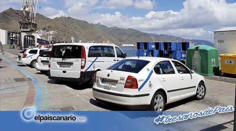 El ninguneo de Puertos de Tenerife al sector del taxi