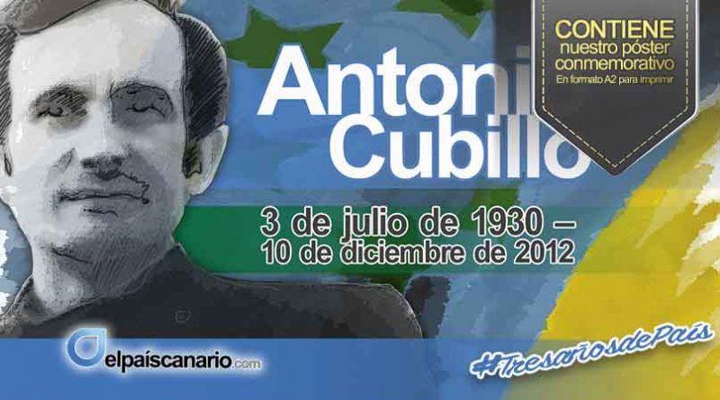 Antonio Cubillo y la vigencia de su llamado a la juventud canaria en el sexto aniversario de su fallecimiento
