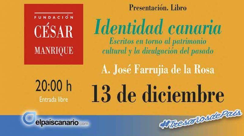 """La Fundación César Manrique acoge la tercera presentación de """"Identidad Canaria"""""""