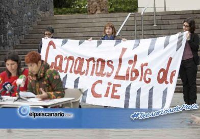 En el Día Internacional de los Derechos Humanos, la Plataforma Canarias Libre de CIE manifiesta su rechazo por la reclusión y vulneración de los DDHH de la población migrante