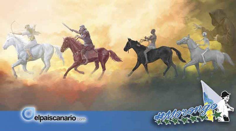 Descubiertos, por fin, los cuatro jinetes del Apocalipsis (3 y 4)