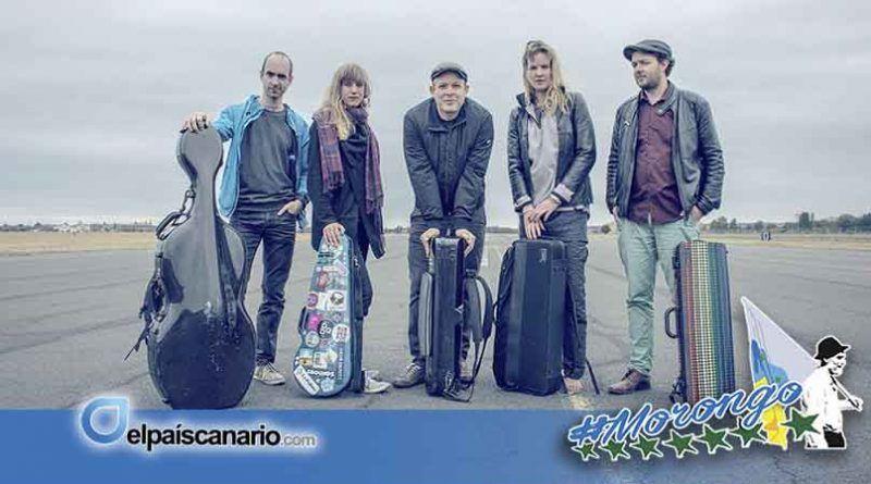 El norteamericano Roland Satterwhite llega a Gran Canaria acompañado de North Sea String Quartet