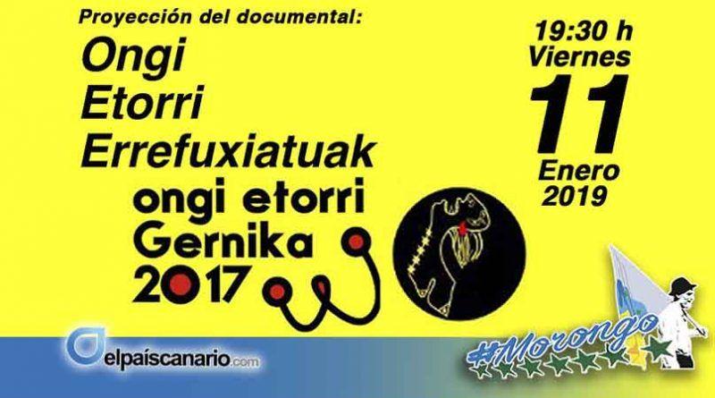 """11 ENERO. Exposición """"Sobre los muros y sus desobediencias"""" y la proyección del documental """"Ongi Etorri Errefuxiatuak"""""""