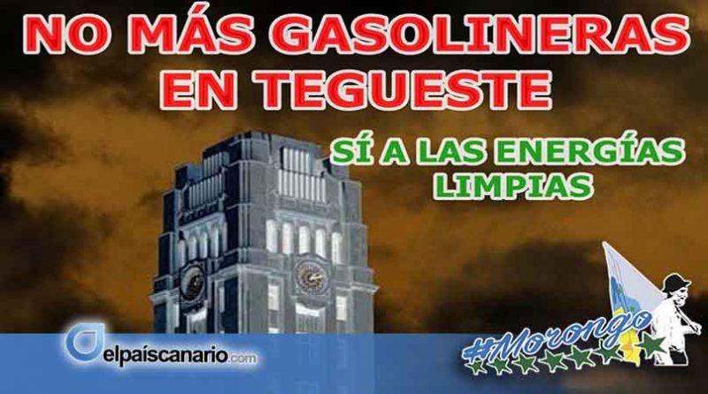 Los vecinos de Tegueste se concentrarán a las puertas del Cabildo el 10 de enero contra la instalación de una gasolinera