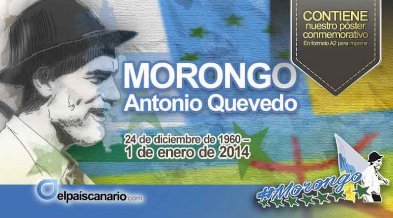 Antonio Morongo: esa raíz reminiscente