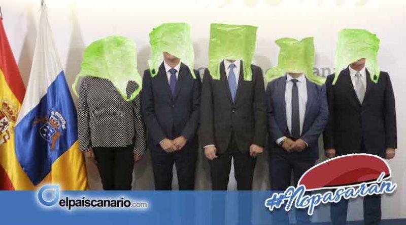 """La Estrategia canaria del plástico, """"un maquillaje verde del Gobierno de Canarias para las elecciones"""""""