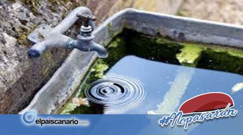 15 FEBRERO. Gilberto Martel hablará en LA CASA VERDE de Firgas sobre el uso eficiente del agua y su reutilización