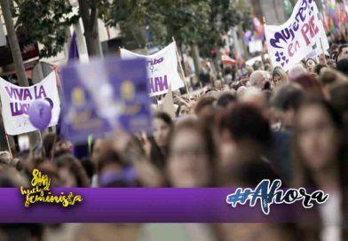 CGT – Lanzarote apoya la huelga feminista del 8M