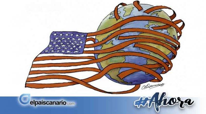 """La """"pax americana"""" amenaza no solo a Venezuela (III)"""