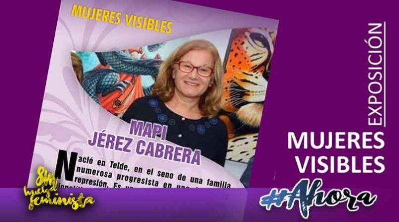 """Firgas: el 7 de marzo se abre la Exposición """"MUJERES VISIBLES"""""""