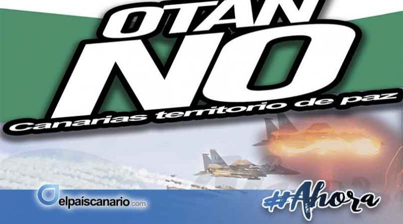 Ahora Canarias sigue diciendo no a la OTAN