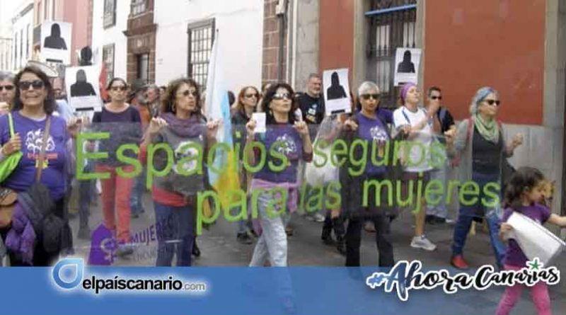 Espacios seguros para las mujeres: basta ya de agresiones