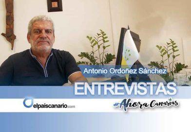 """Antonio Ordoñez, candidato a la alcaldía de Santa Lucía de Tirajana por AHORA CANARIAS: """"la lucha por la igualdad es una lucha transversal que debe preñar las políticas en cualquier materia específica"""""""