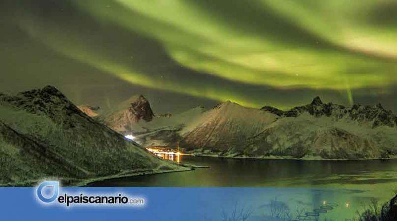 """10 MAYO. Las Auroras Boreales serán las protagonistas de la tercera sesión del Ciclo """"Firguenses por el mundo"""""""