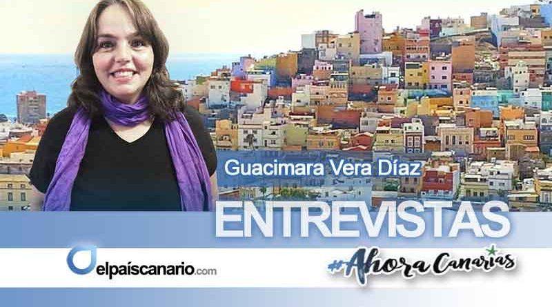"""Guacimara Vera, candidata a la alcaldía de Las Palmas de Gran Canaria por AHORA CANARIAS: """"Canarias necesita una alternativa real que devuelva a quienes aquí vivimos la dignidad, y la capacidad de desarrollarnos como pueblo"""""""