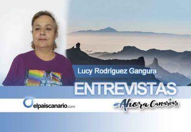 """LUCY RODRÍGUEZ, candidata de AHORA CANARIAS/AHORA REPÚBLICAS al Parlamento europeo: """"el desempleo en nuestro pueblo es consecuencia directa del modelo de desarrollo económico basado, desde siempre, en fórmulas dependientes y al servicio de intereses foráneos"""""""