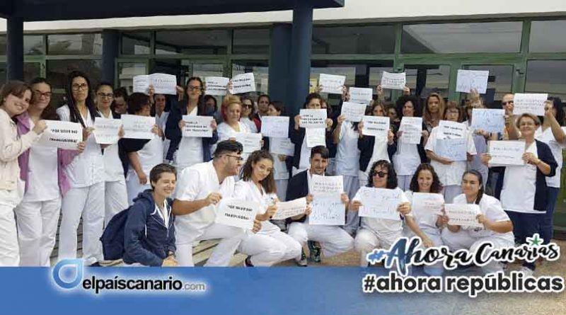 Lanzarote: éxito rotundo de la primera concentración del personal técnico del Banco de Sangre del Hospital Dr. José Molina Orosa