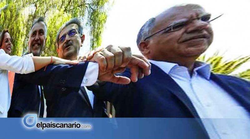 """Sí se puede La Gomera rechaza el """"pacto de las flores"""" y las cesiones de """"poder descontrolado"""" a Casimiro Curbelo"""