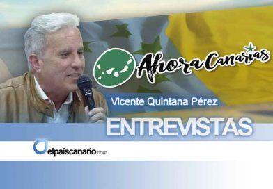 """Vicente Quintana (AHORA CANARIAS): """"Si realmente aspiramos a ganar, hace falta construir organización y prepararnos para construir un proyecto de país"""""""