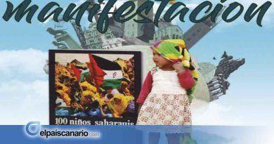 13 JULIO. Manifestación en apoyo al pueblo saharaui en Tenerife