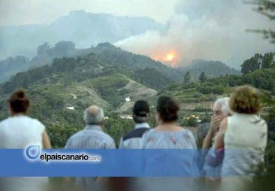 Casi la totalidad de las personas evacuadas por el incendio de Gran Canaria han podido regresar ya a sus viviendas
