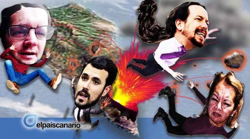 """El fracaso de las """"políticas del cambio"""" en la isla de La Palma"""