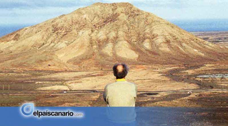 Ben Magec celebra que se desista del proyecto de Chillida para Tindaya