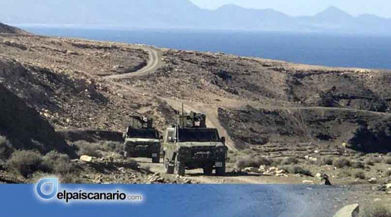 AHORA CANARIAS rechaza la utilización de Canarias con finesmilitares