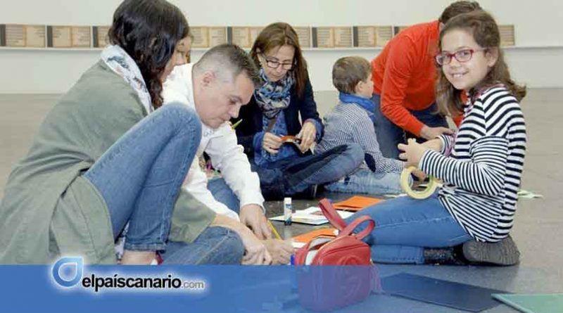 TEA Tenerife Espacio de las Artes propone talleres para el público familiar vinculados a Tres eran tres… las hijas de Eva