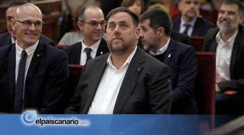 """AHORA CANARIAS: """"la única sentencia justa es la absolución de las y los presos políticos catalanes"""""""