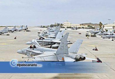 AHORA CANARIAS denuncia nuevas maniobras de la OTAN en el Archipiélago