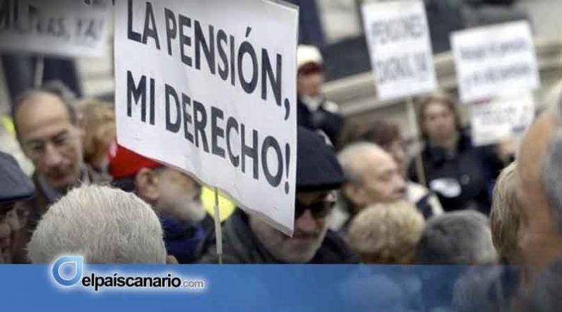 """AHORA CANARIAS: """"por la defensa del sistema público de pensiones y la garantía de unas pensiones dignas"""""""