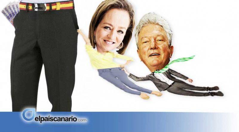Para Coalición Canaria y Nueva Canarias el futuro está en la dependencia y las subvenciones