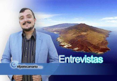 """Pedro Pérez, El Gasio"""" (AHORA CANARIAS): """"la política debe basarse en ideas, en un programa político para la transformación social"""""""