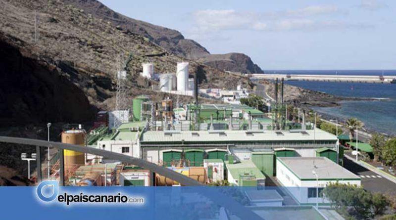 Tres cuartas partes de la energía consumida en El Hierro los últimos 30 días se generó condiesel