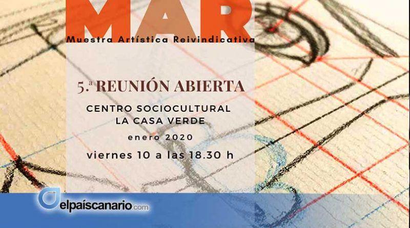 El proyecto MAR convoca la quinta reunión abierta para el viernes 10 de enero en LA CASA VERDE de Firgas