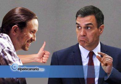 """AHORA CANARIAS: """"la subida del 0,9% de las pensiones anunciada por el gobierno del PSOE-PODEMOS es un insulto a los pensionistas de las Islas"""""""