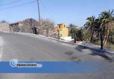 Alejandro García, concejal de Vallehermoso, solicita revisión del Proyecto de la obra de la carretera de Alojera