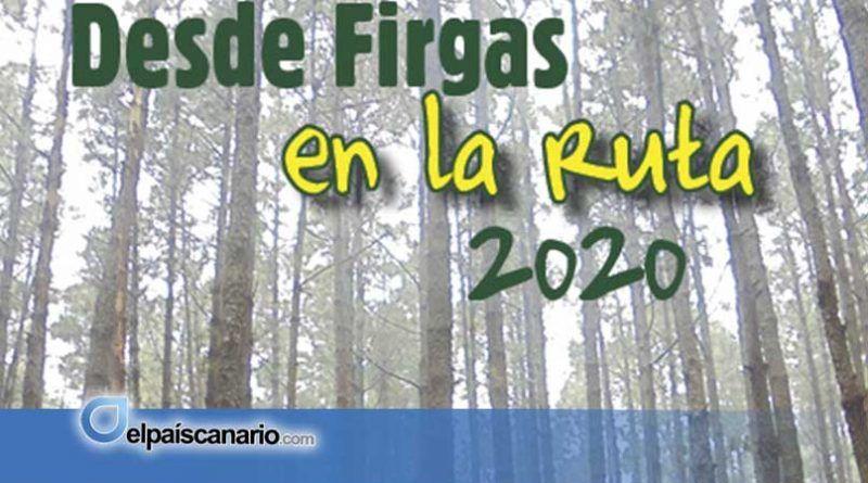 """LA VINCA Ecologistas en Acción presenta la nueva temporada del Programa de Senderismo """"DESDE FIRGAS EN LA RUTA 2020"""""""