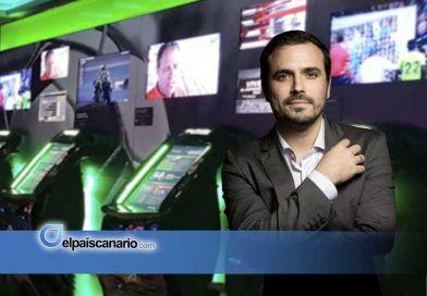 El Ministro Garzón se entrega a los intereses de la patronal del juego