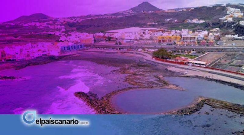Primeras propuestas de la Asamblea Abierta del Norte de Gran Canaria para organizar el 8M, celebrada en Bañaderos