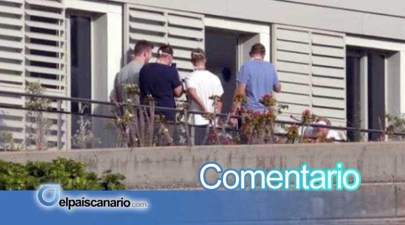 Infección por coronavirus en La Gomera