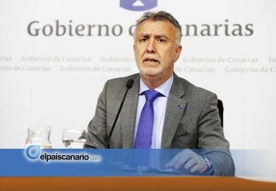Ángel Víctor Torres reclama al Gobierno central más material sanitario, los test rápidos y poder usar el superávit canario