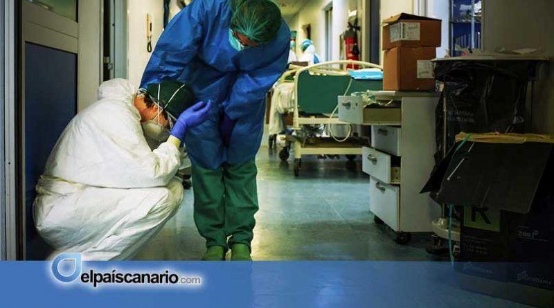 Italia suma 969 muertes por coronavirus en las últimas 24 horas