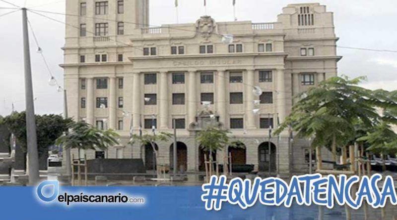 Sí Podemos Canarias cuestionará al Cabildo por el apoyo de la institución al teletrabajo