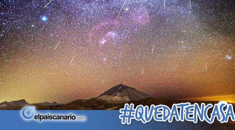 Las 'cosmocrónicas' de Museos de Tenerife muestran esta semana las Líridas