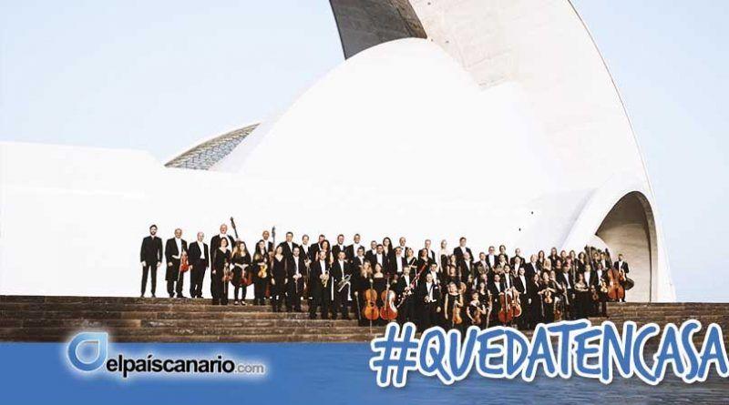 """La Orquesta Sinfónica de Tenerife ofrecerá este viernes su segundo concierto """"online"""""""