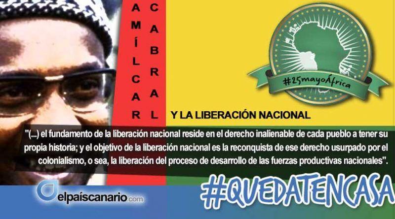 Amílcar Cabral y la liberación nacional